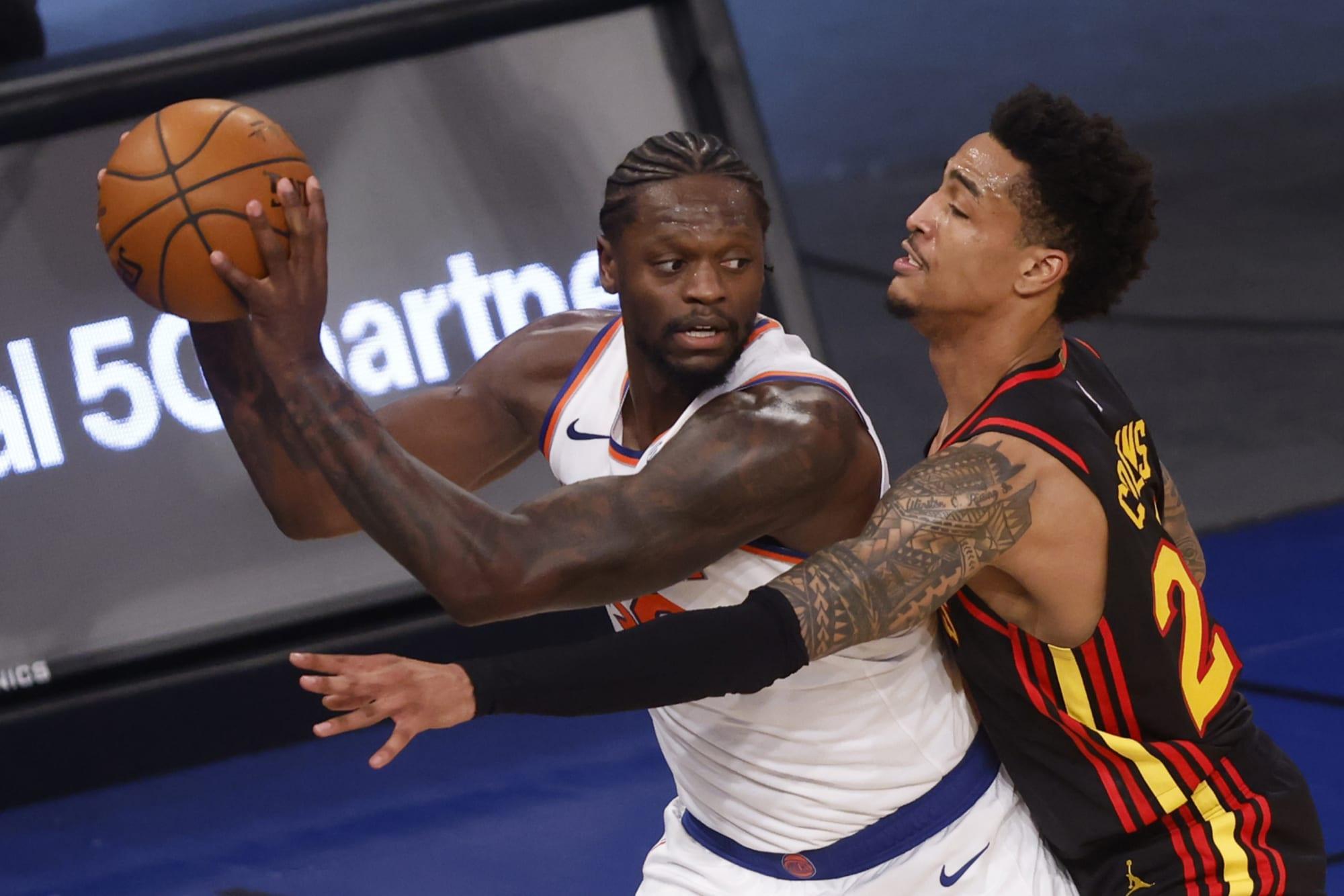 Jazz y Knicks igualan sus series; Sixers lucen ante los Celtics