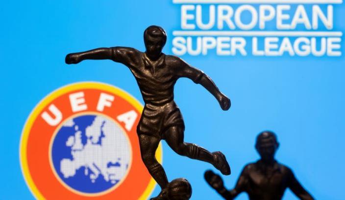 Desertores de Superliga firman acuerdo con la UEFA, clubes rebeldes enfrentarían sanciones