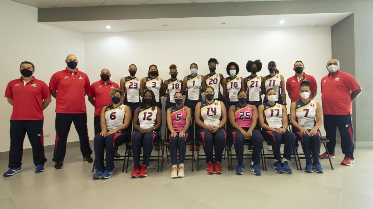 Voleibol femenino parte a Liga Naciones; debutará el 25 ante USA