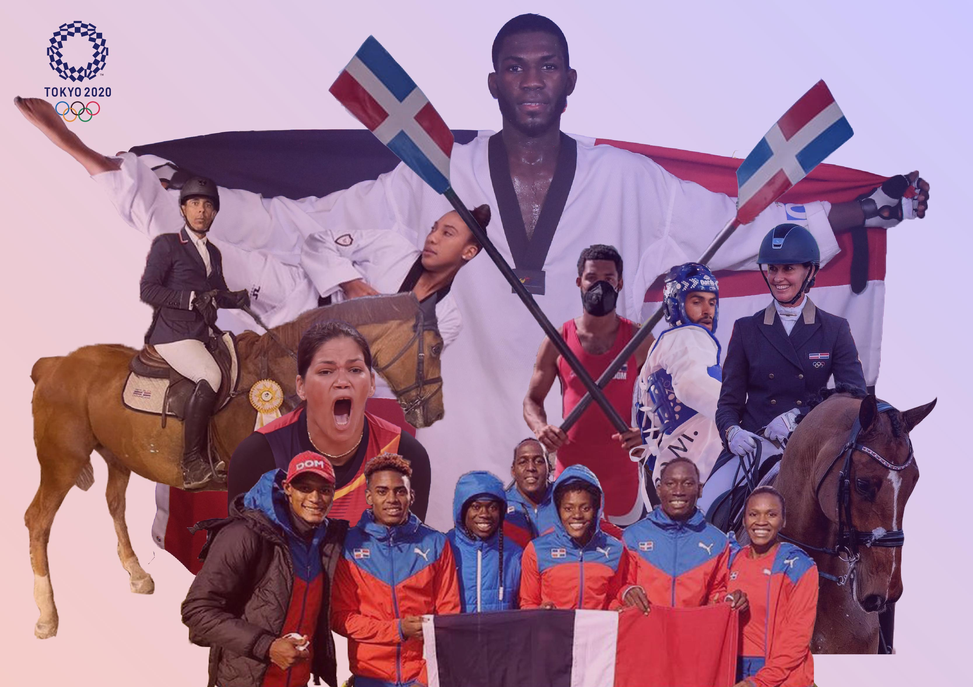 A 80 días de Tokio 2020 la delegación dominicana sube a 25 atletas clasificados