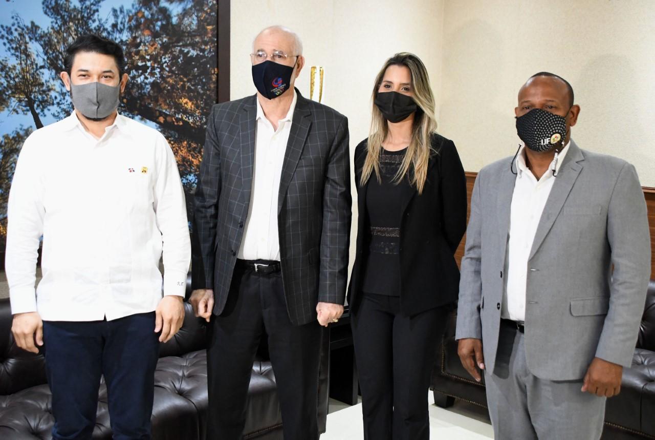 El embajador dominicano en Japón asegura JJOO es una realidad