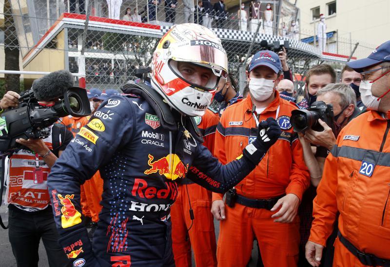 Victoria de Verstappen en Mónaco lo coloca en el liderato de la F1