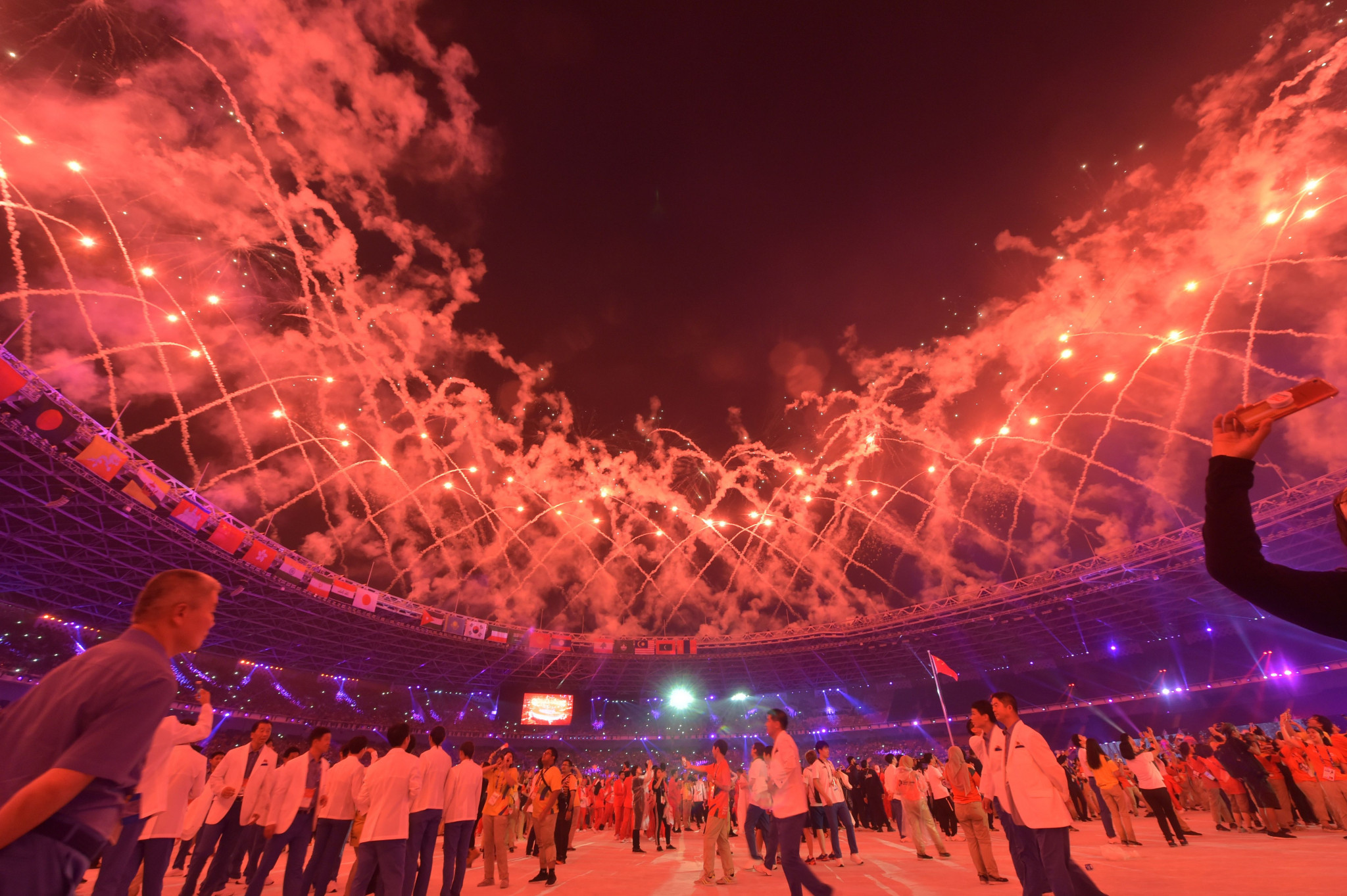 Indonesia promete continuar promoviendo la candidatura olímpica 2032