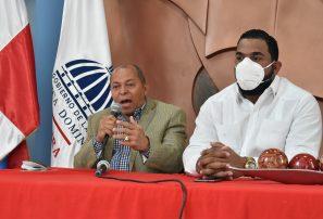 """Pedro Julio Quezada: """"Mayoteatro será de mucha importancia y beneficio para los atletas"""""""