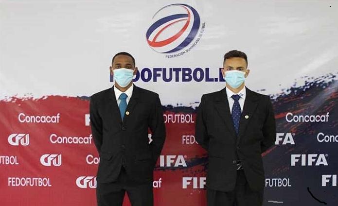 Dos árbitros dominicanos convocados al Premundial de Fútbol Sala en Guatemala