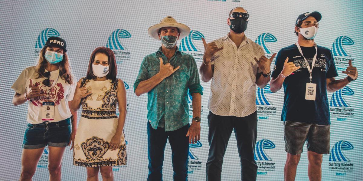 Camino del Surf a Tokio regresa este domingo en Surf City El Salvador
