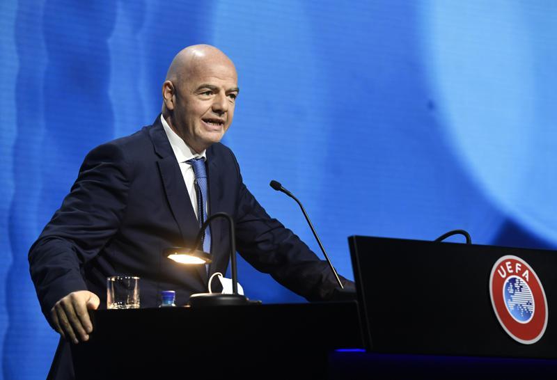 FIFA quiere replantear calendarios y competiciones
