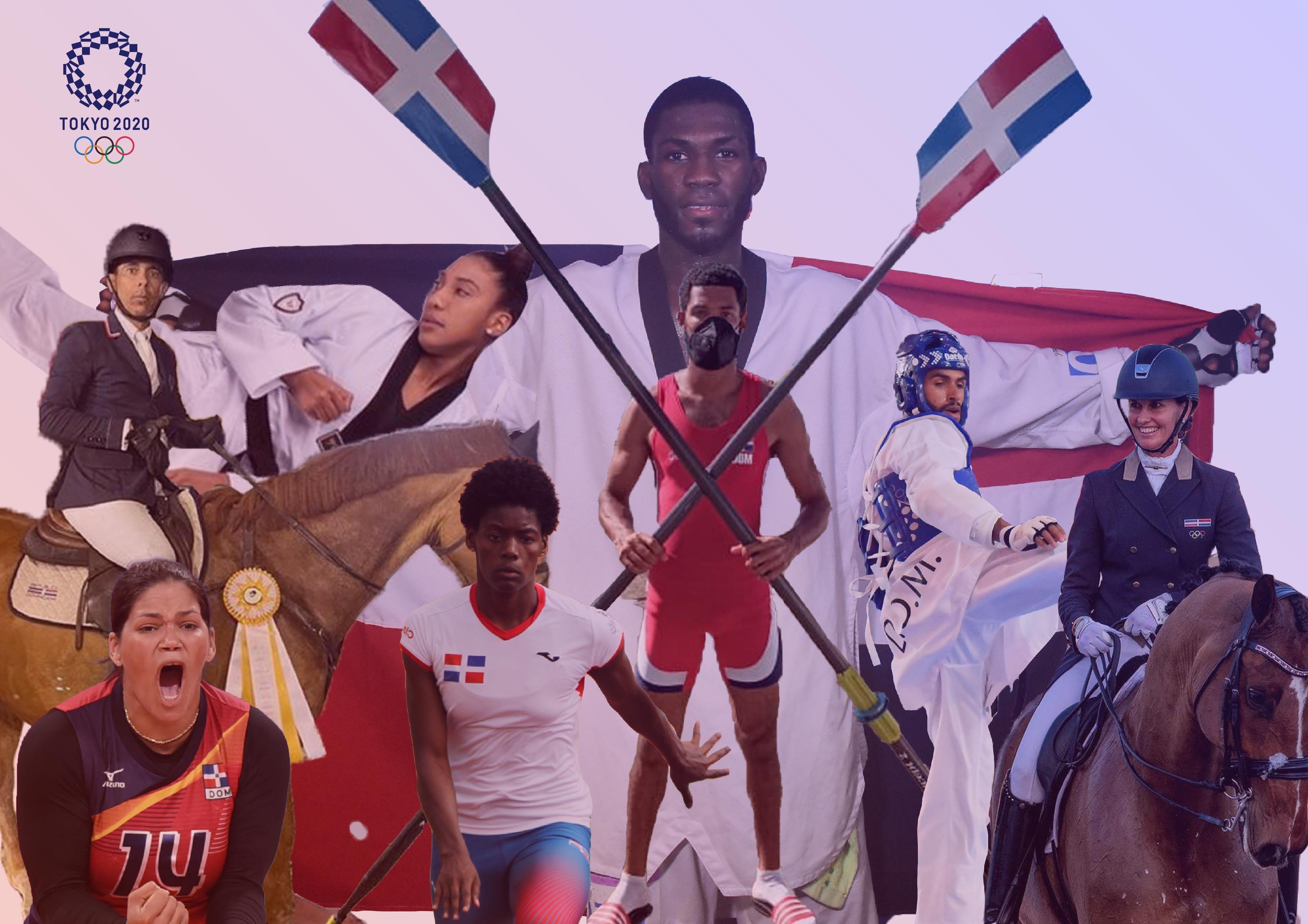Más de 7,800 plazas clasificatorias ya asignadas para los Juegos de Tokio 2020