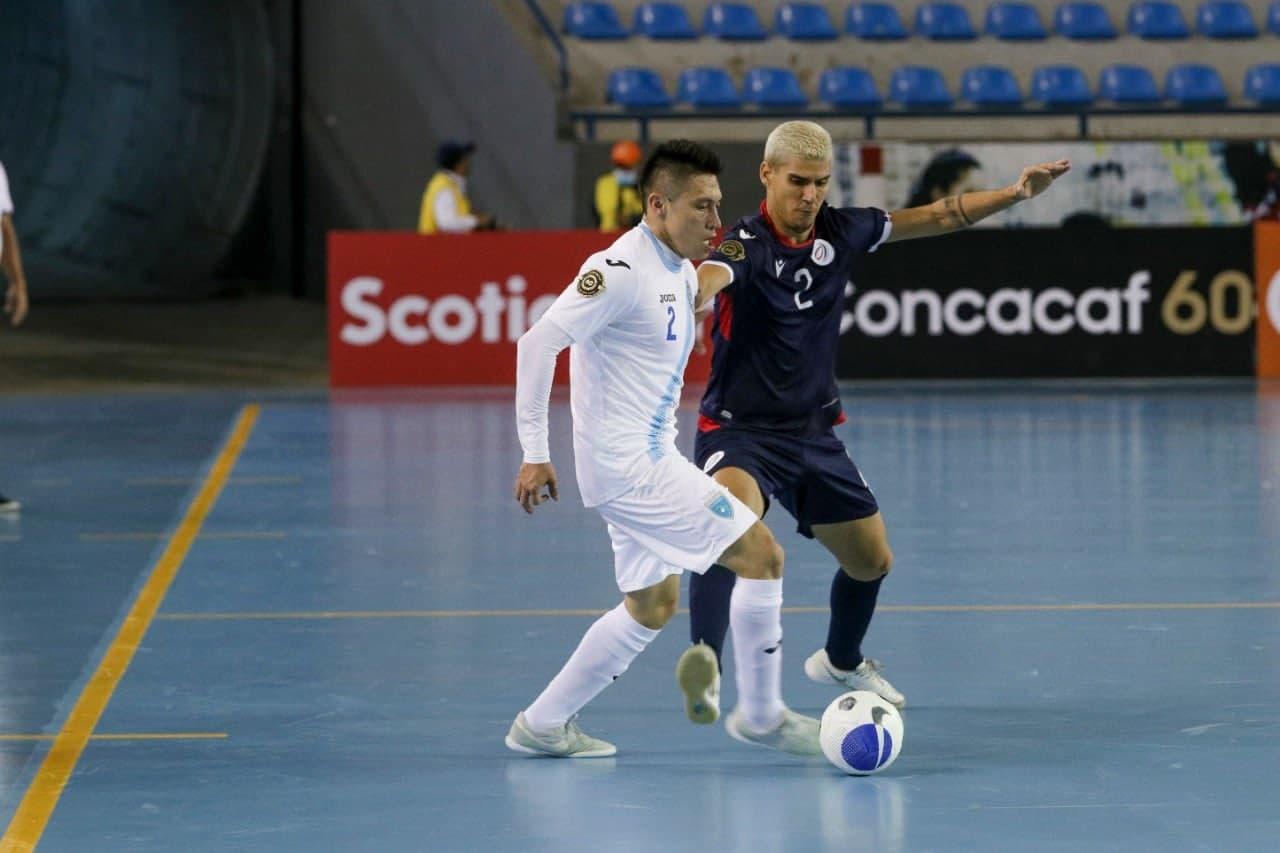 Dominicana vence a Trinidad y Tobago y logra clasificación Mundial Futsal