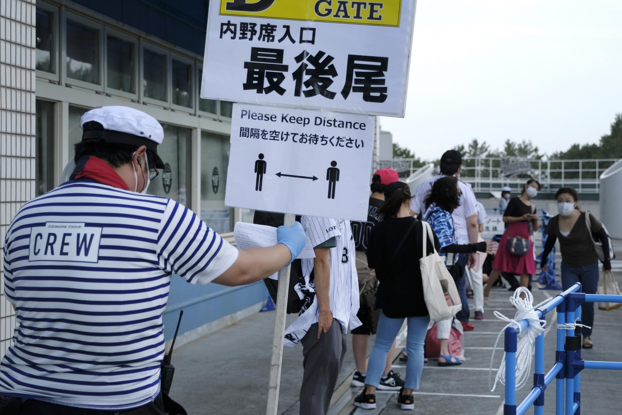 Ciudades japonesas abandonan planes de albergar a atletas olímpicos para Tokio