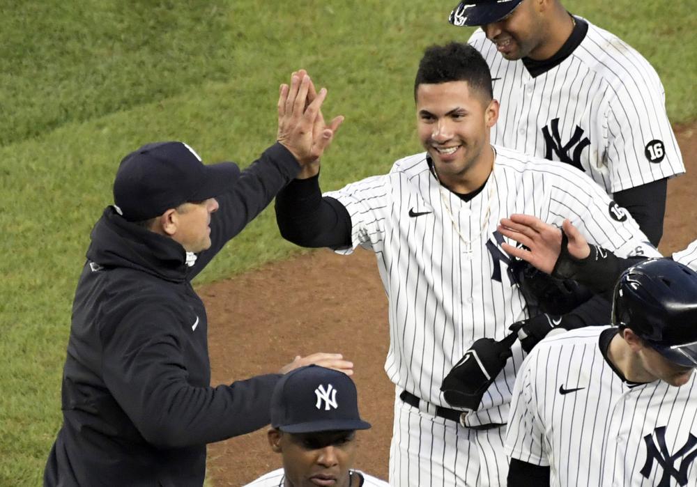 Jugadores de Yankees contraen virus luego de recibir vacuna