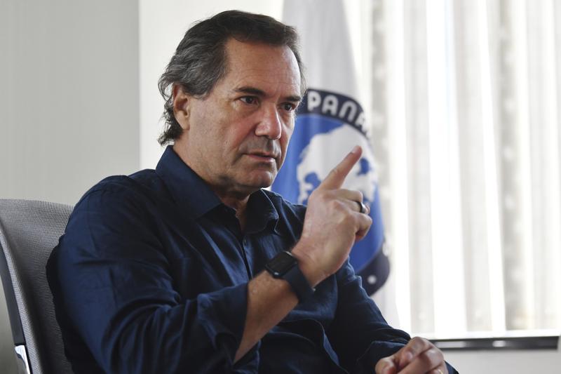 Presidente Panam Sports insta deportistas vacunarse en Miami