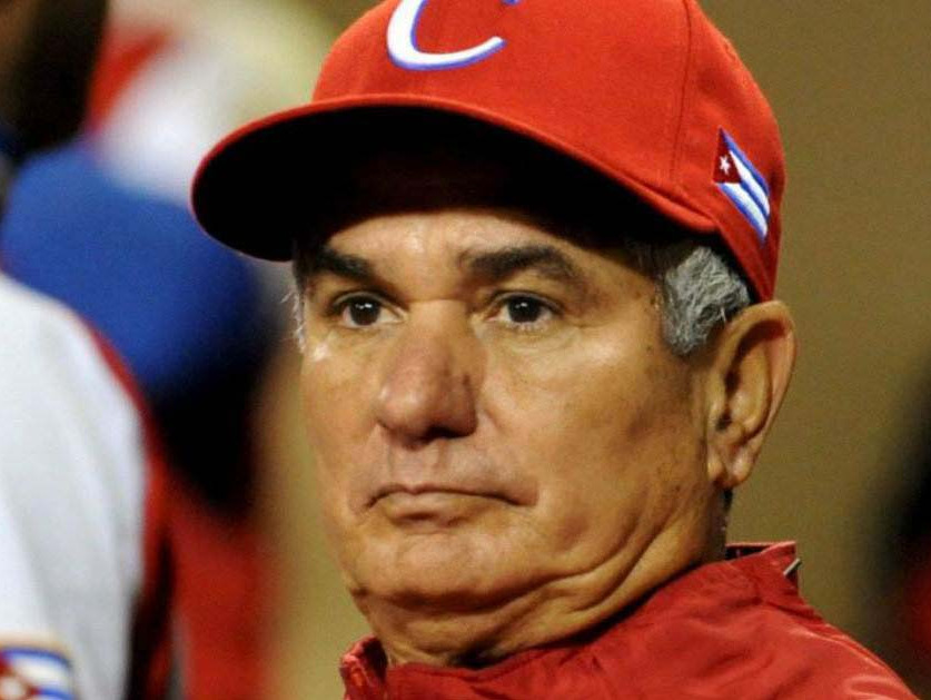 Fallece Higinio Vélez, gerente de la medalla de oro olímpica de béisbol de Cuba 2004