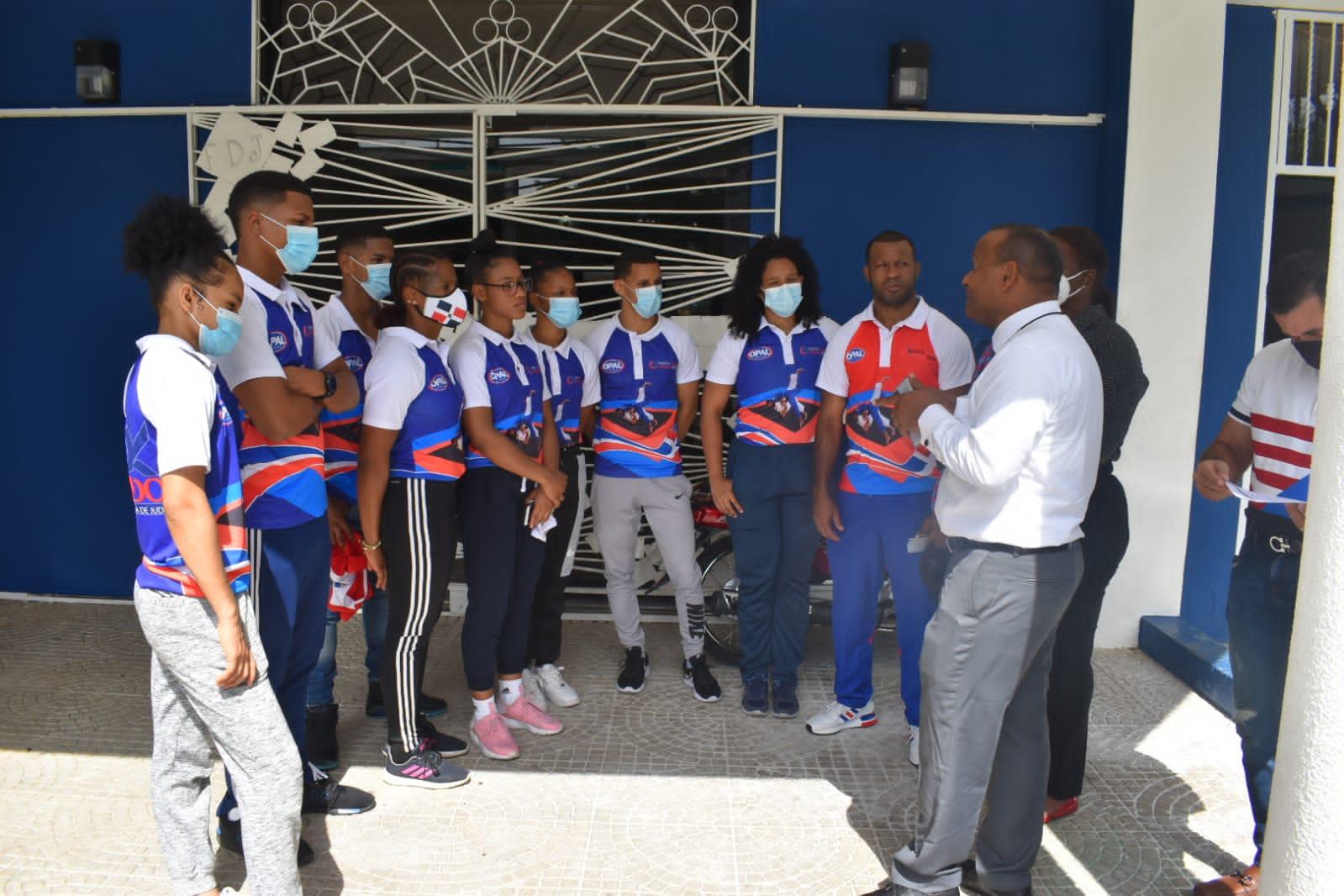 Judocas van a clasificatorio Panamericano Junior en Ecuador