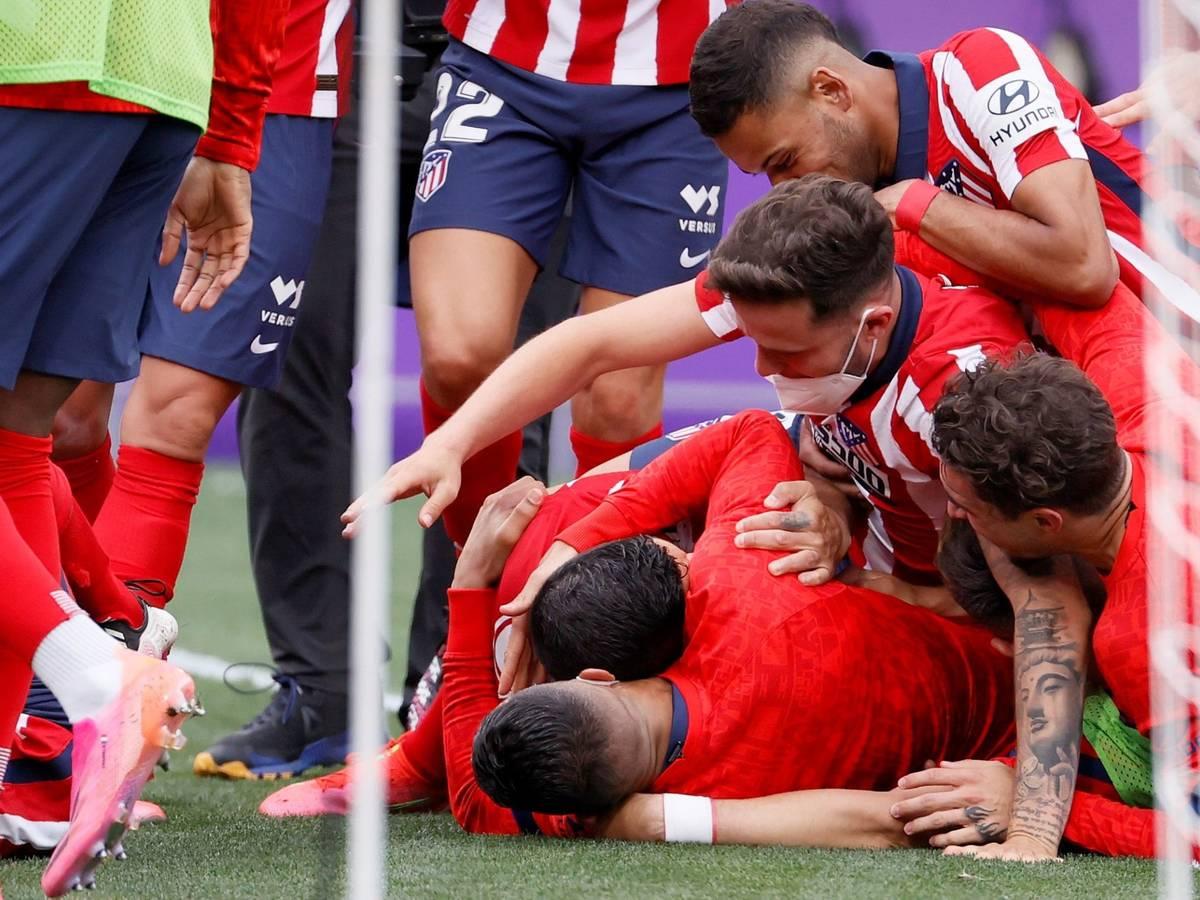 Atlético de Madrid conquista su undécimo título de La Liga