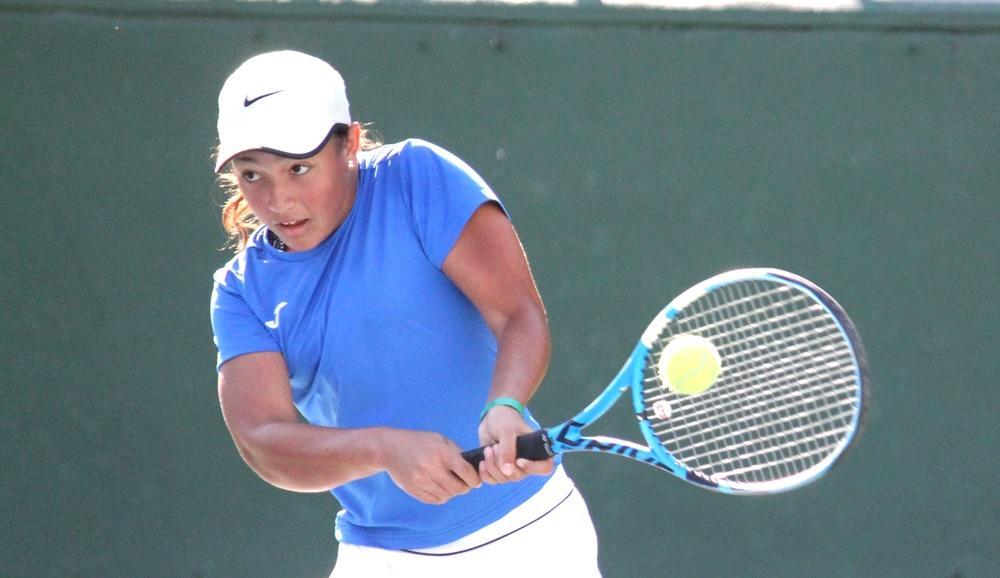 María Gell buscará la final de dobles en la Copa Trinitaria