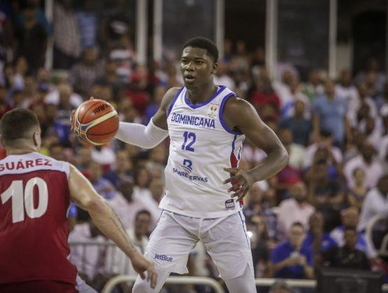 Delgado no estará con selección RD de baloncesto en Repechaje Olímpico; explica razones