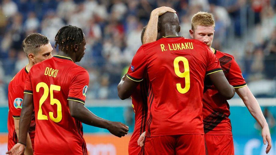 Bélgica, Holanda y Austria se colocan en octavos de final Eurocopa