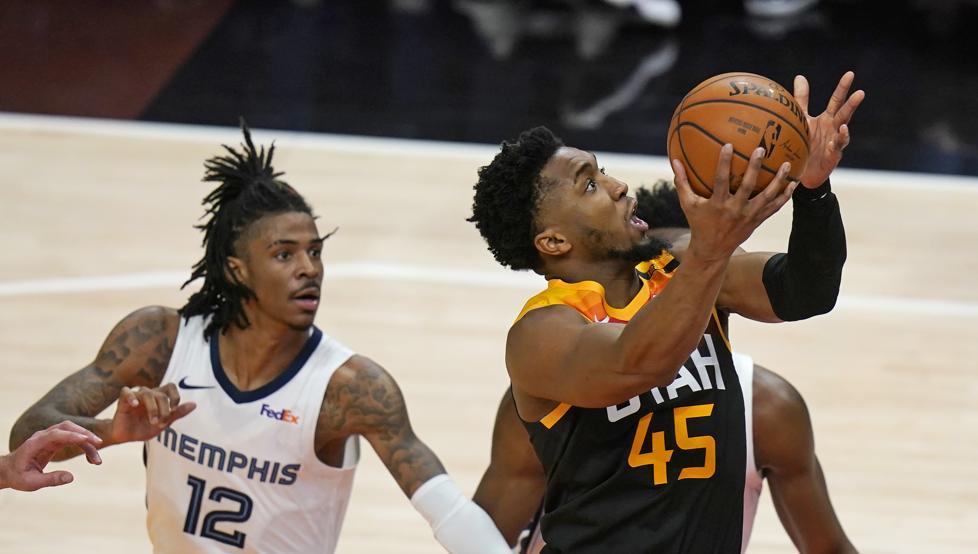 Jazz, Sixers y Hawks se instalan en segunda ronda Postemporada NBA