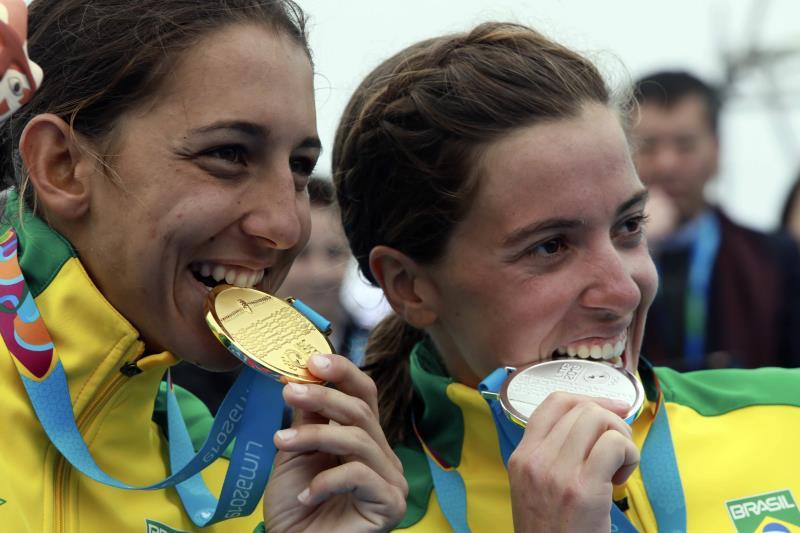 Brasil logra 13 cupos olímpicos en dos días y ya cuenta con 259 clasificados