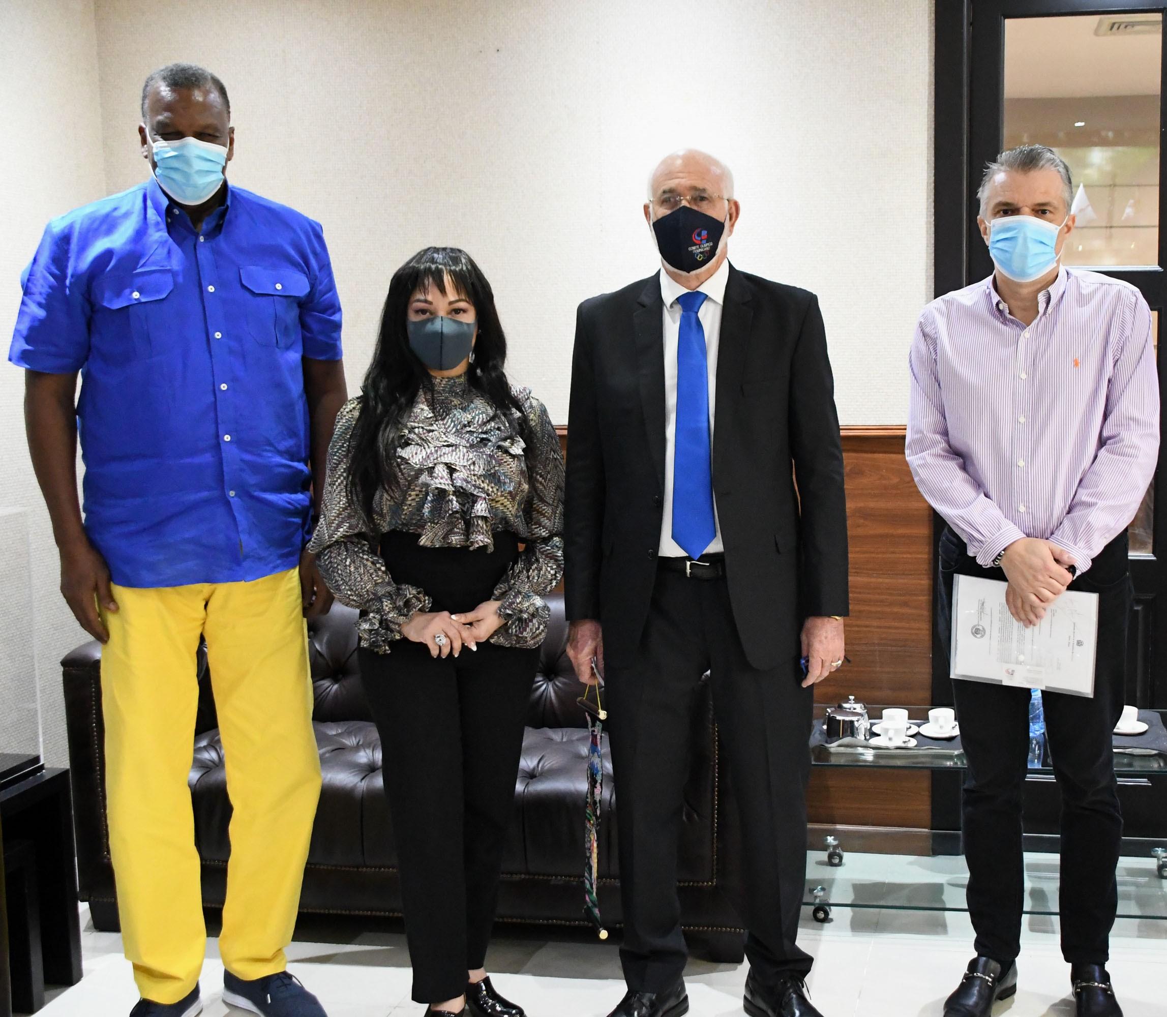 Acosta asegura atletas RD están preparados para una buena actuación en Tokio