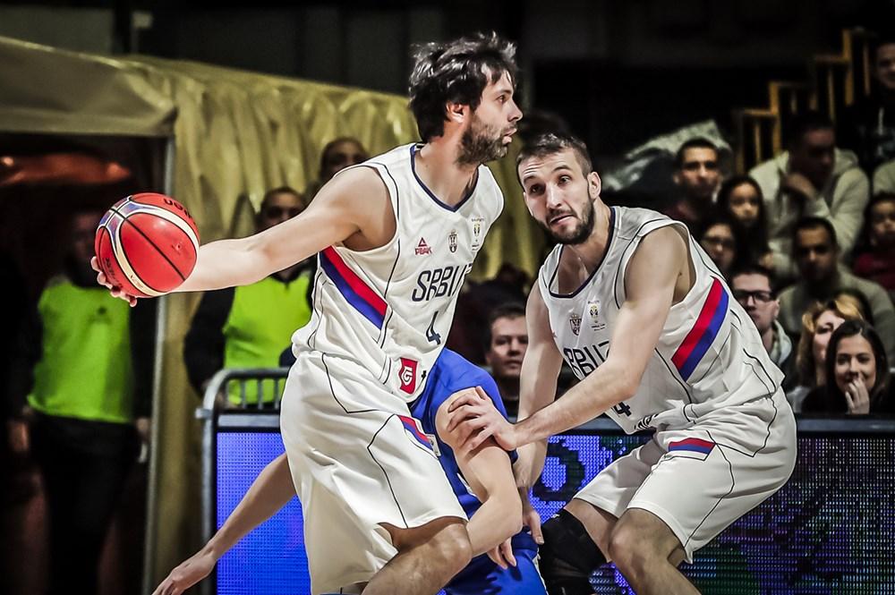 Jokic, Bogdanovic y Teodosic, entre los convocados de Serbia en el Preolímpico