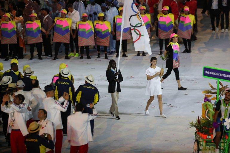 COI anuncia el Equipo Olímpico de Refugiados para los Juegos Olímpicos de Tokio 2020