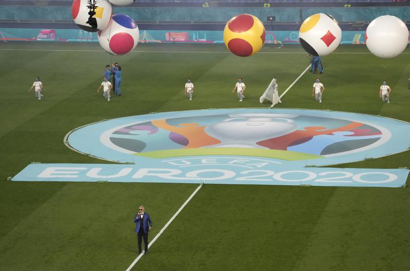 Comienza Euro, el mayor evento deportivo desde la pandemia