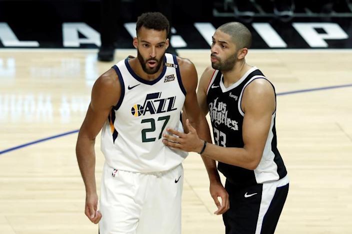 Gobert, Simmons y Green lideran Primer Equipo Defensivo de NBA