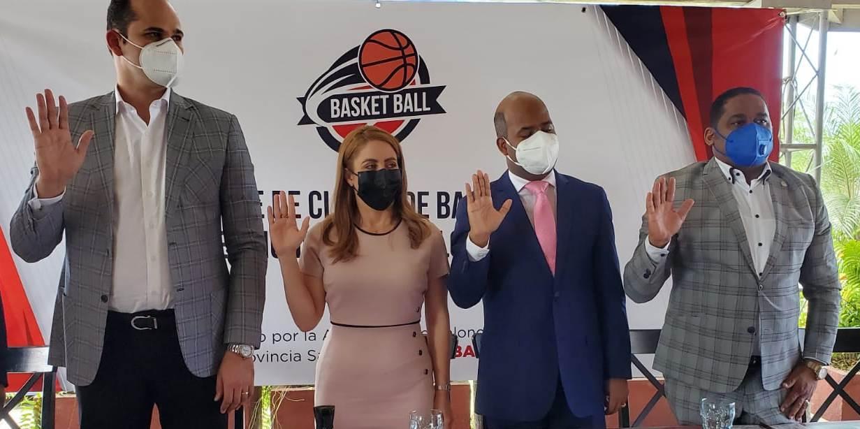 Anuncian torneo de baloncesto superior de Los Alcarrizos
