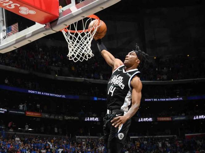 Clippers hacen historia y eliminan al Jazz; Sixers vencen Hawks