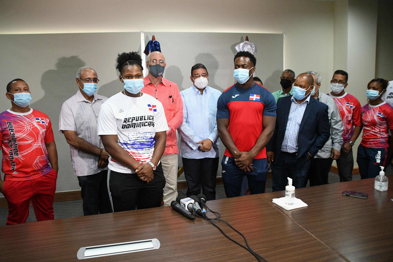 Acosta destaca atletas clasificados a Tokio no tiene precedentes