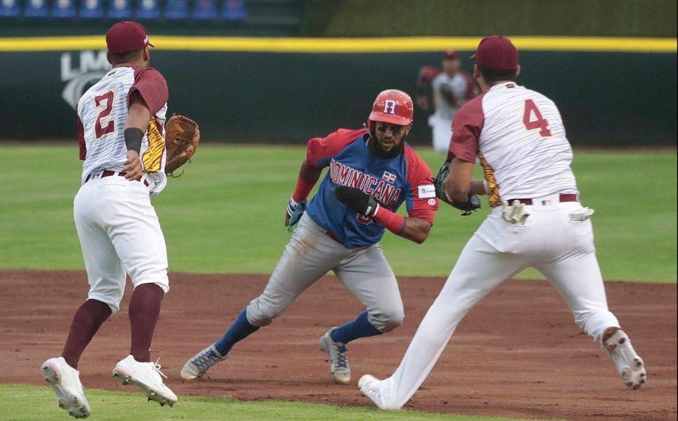 Béisbol RD enfrentará a Venezuela en la final del clasificatorio olímpico