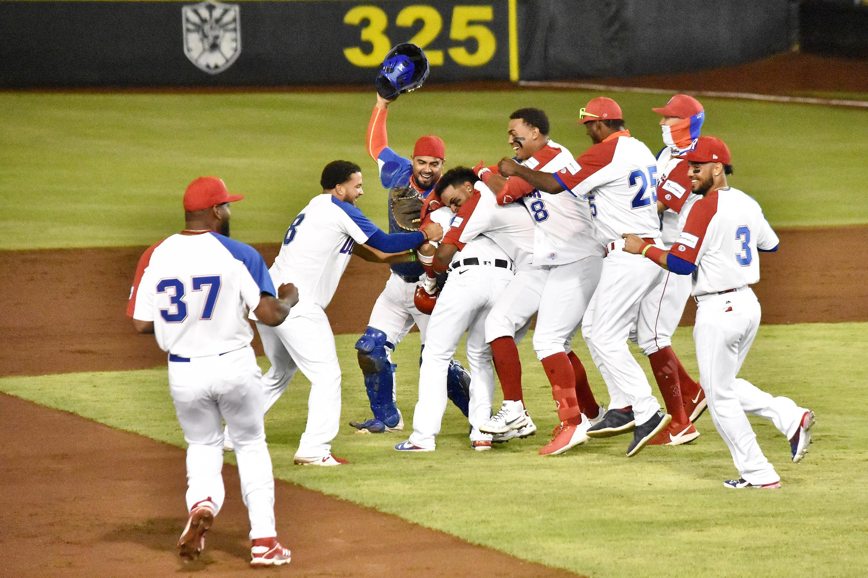Béisbol RD avanza a la Final del clasificatorio olímpico