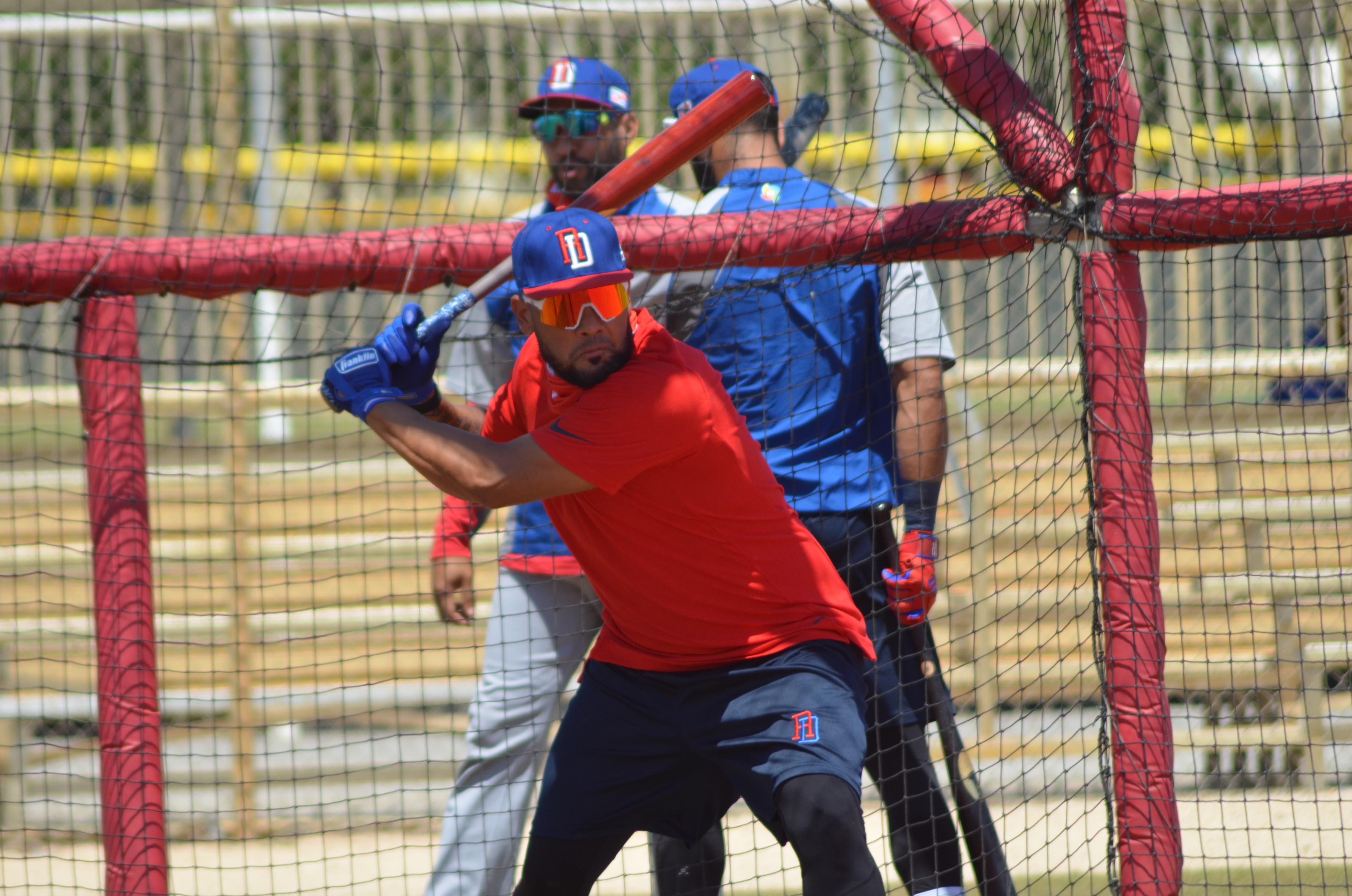 Melky considera unión será clave para equipo dominicano llegar a Tokio