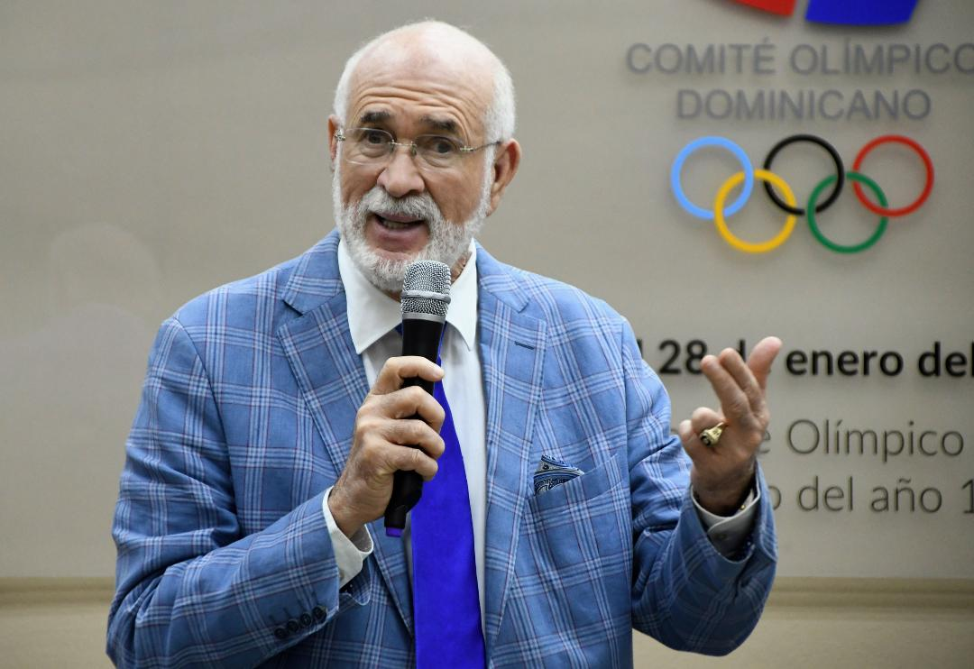 Presidente del COD llama a deportistas a vacunarse contra el covid