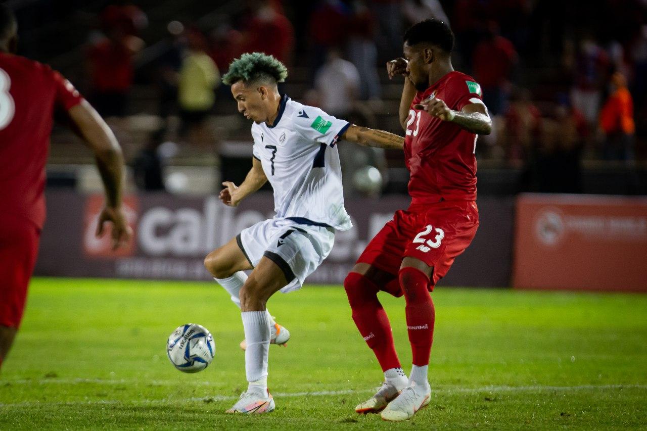RD cae ante Panamá en Eliminatorias Catar 2022