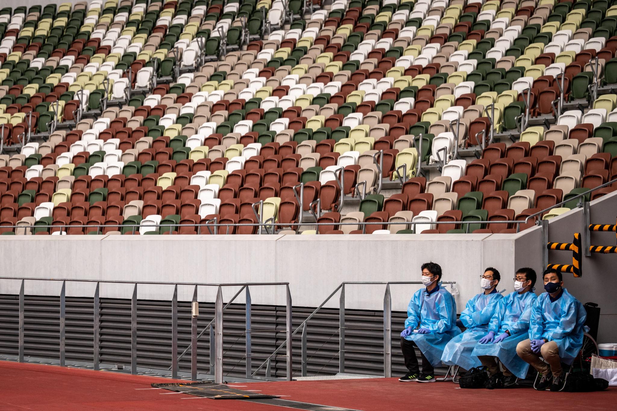Gobierno japonés recibirá límite de 10 mil espectadores en Tokio 2020