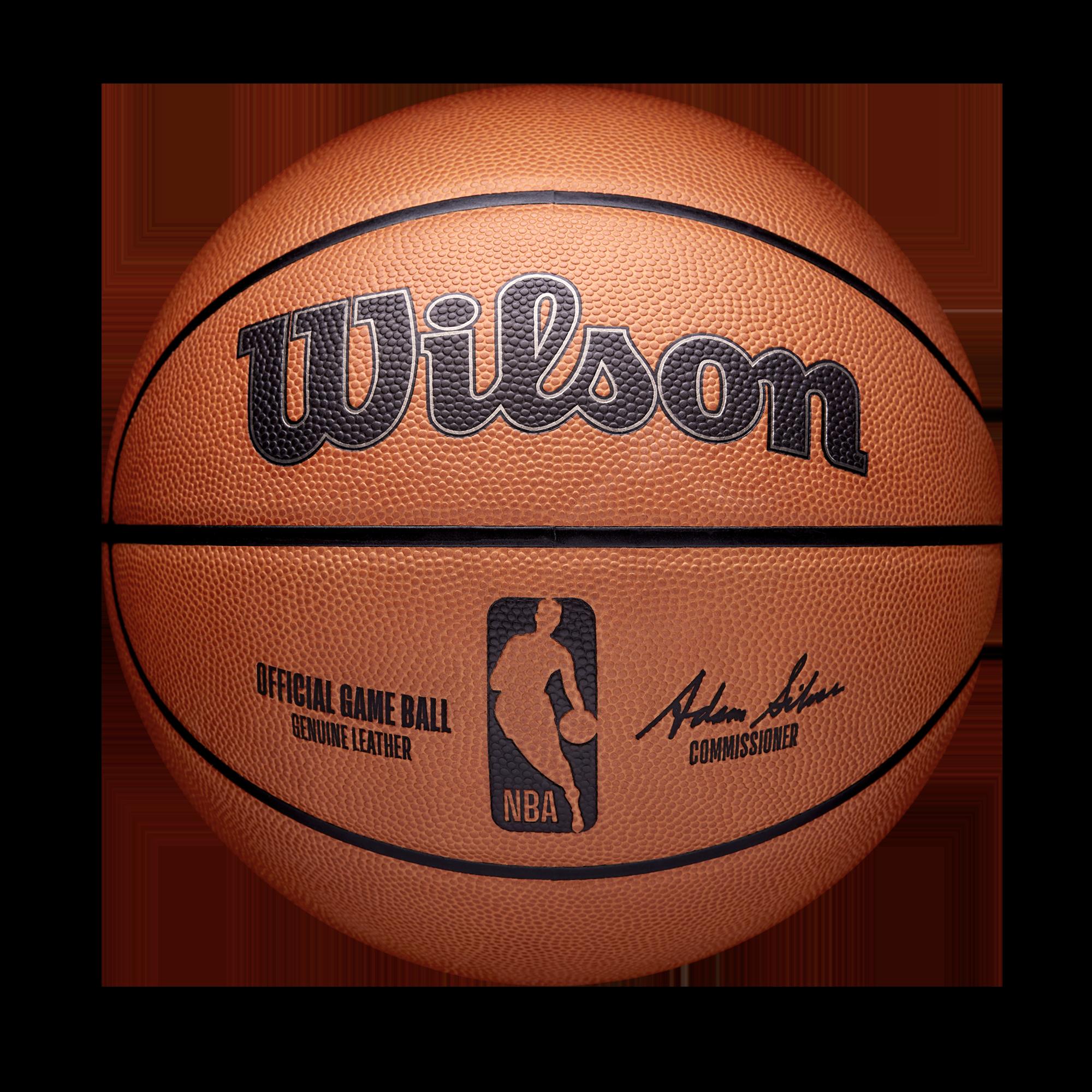 Wilson presenta el Balón Oficial que Debutará en la Temporada 2021-22 de la NBA