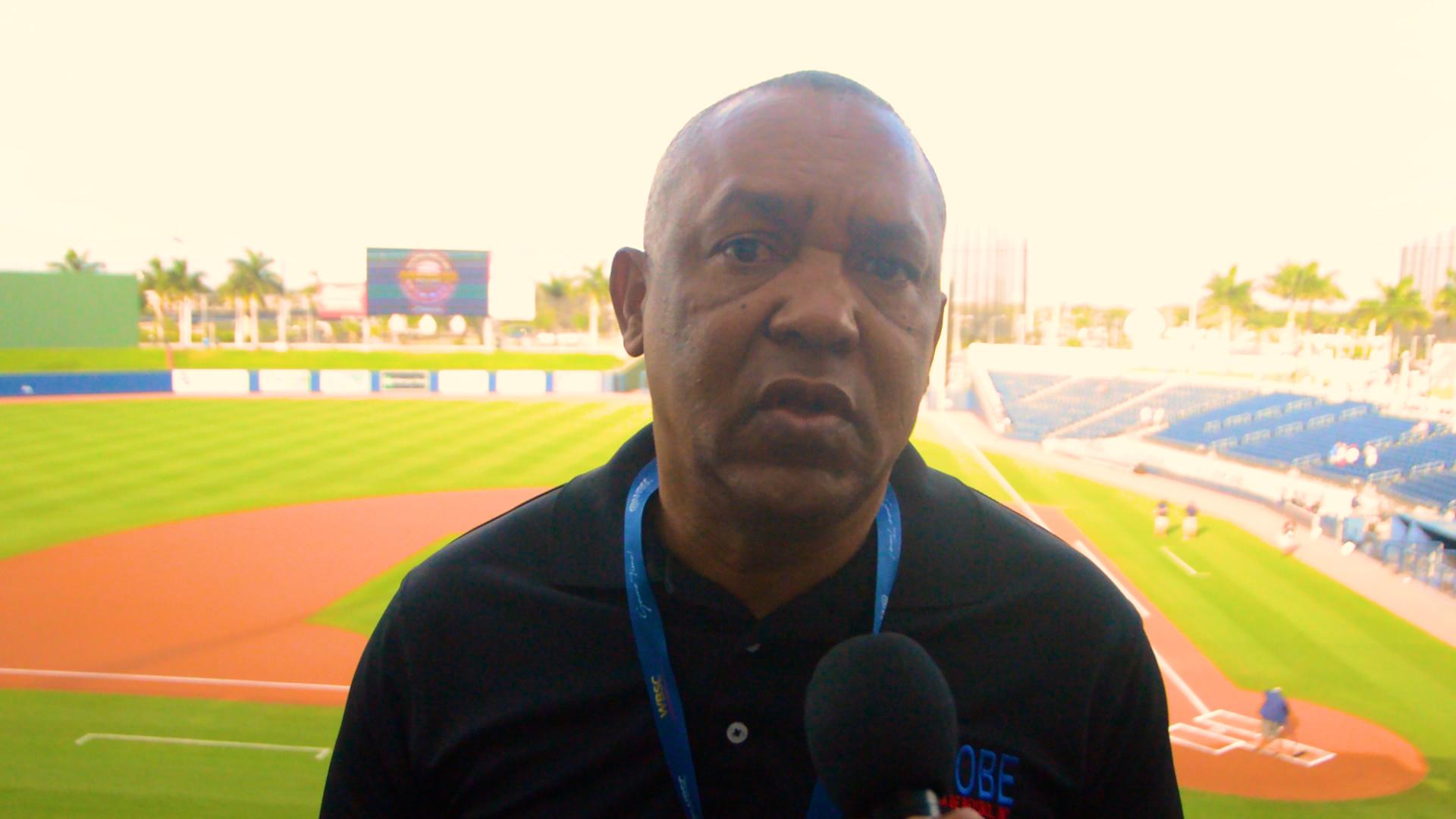 Juan Núñez destaca buen ánimo de RD béisbol en Preolímpico