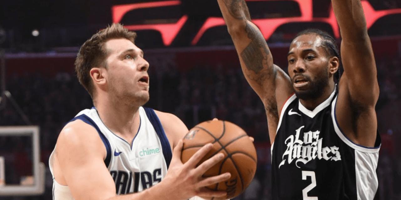Clippers derrotan a Mavs en juego decisivo; Atlanta pica delante