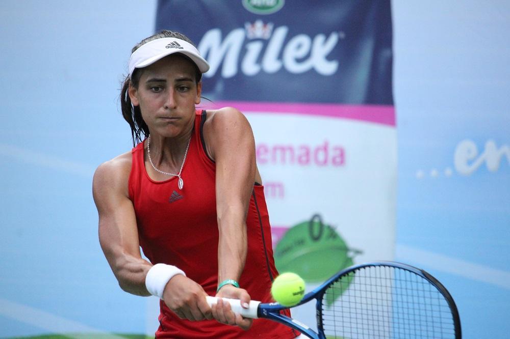 Argentina María Lourdes Carle, campeona en W25 Santo Domingo