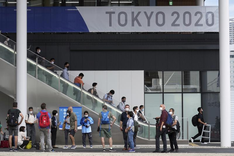 Los JJOO de Tokio admitirán hasta 10.000 aficionados locales