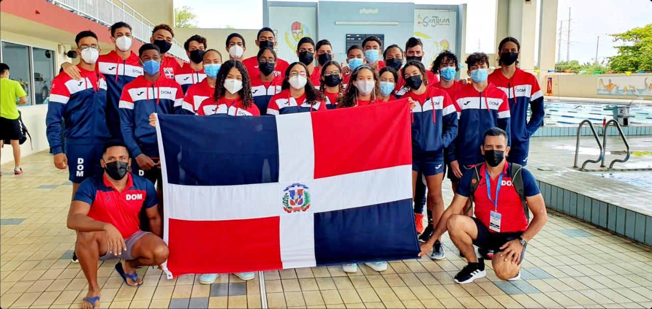 Nadadores de RD van a PR a clasificatorios Panamericanos Juveniles y JJOO