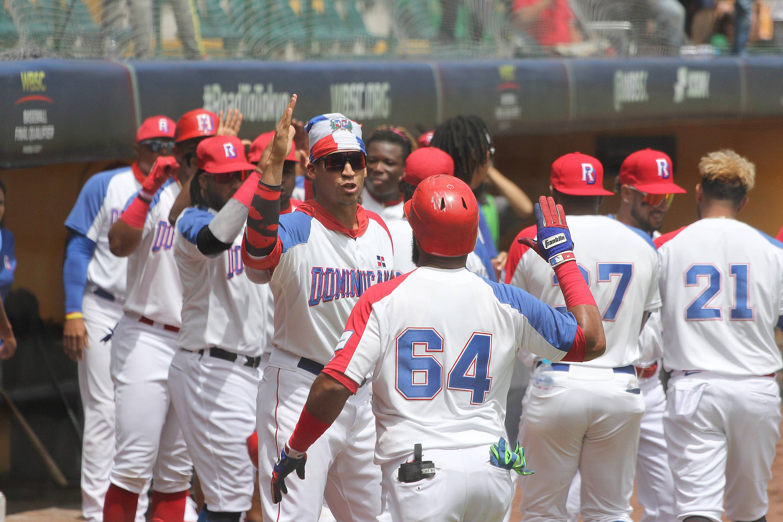 Béisbol RD vence a Venezuela y clasifica a los Juegos Olímpicos