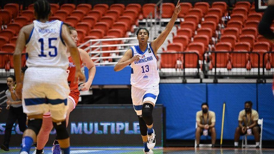 Baloncesto femenino clasifica a cuartos de final en Copa América 2021