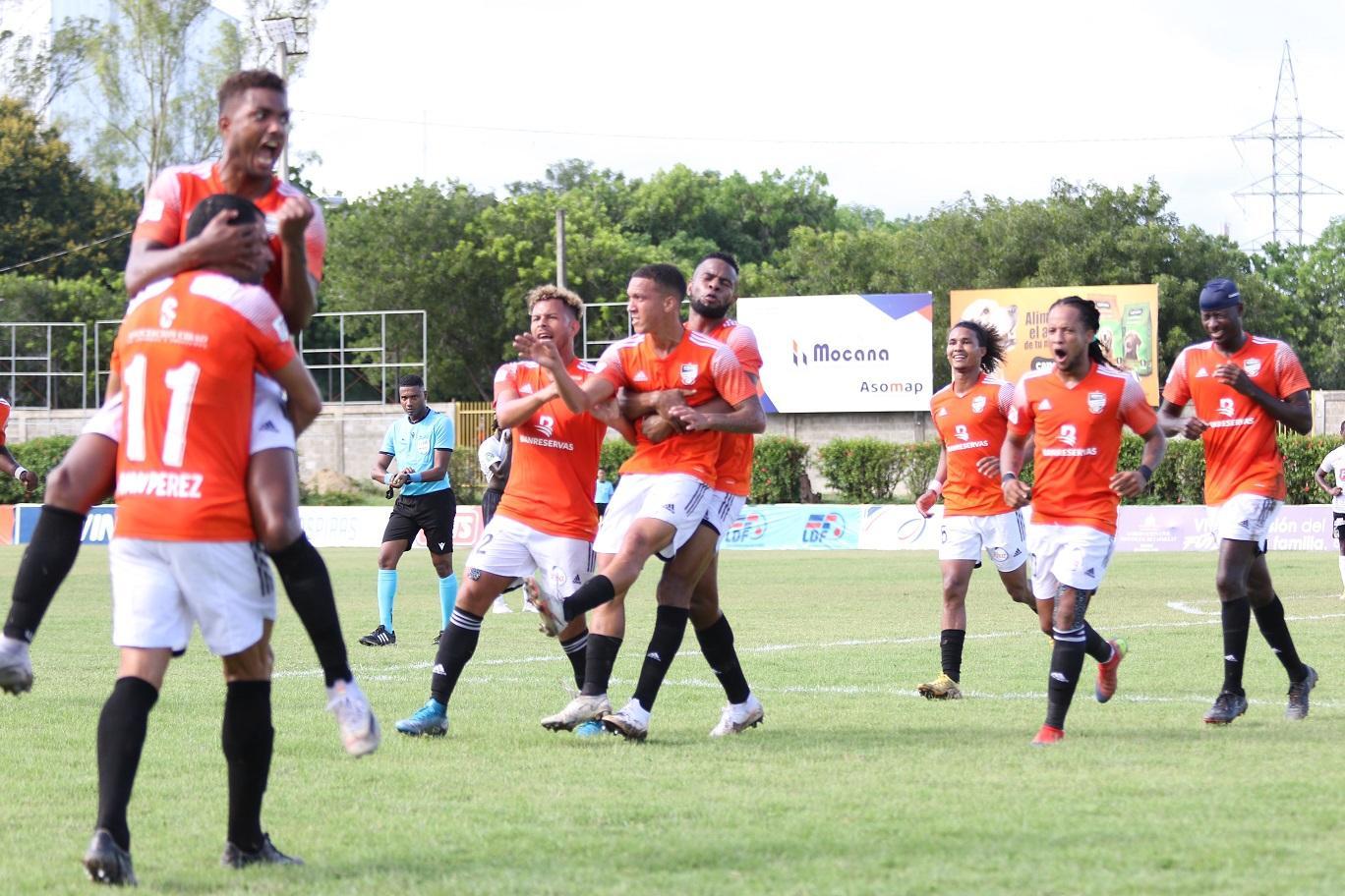 Onceno Cibao FC golea a Moca y continúa invicto en 12 partidos