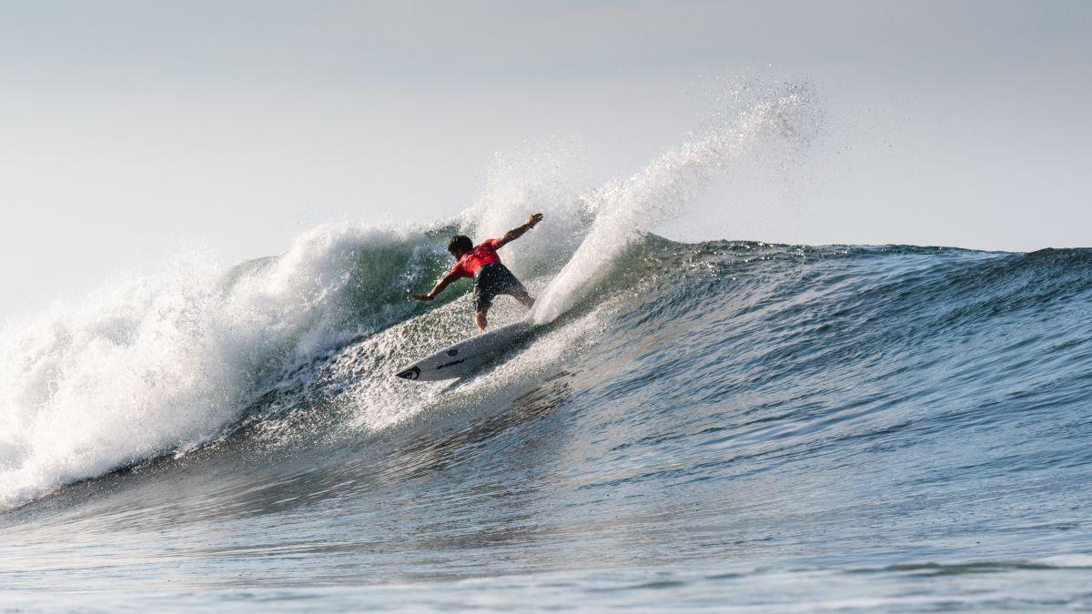 Surfistas de Perú, Chile y Costa Rica sellan su visado a Juegos Tokio