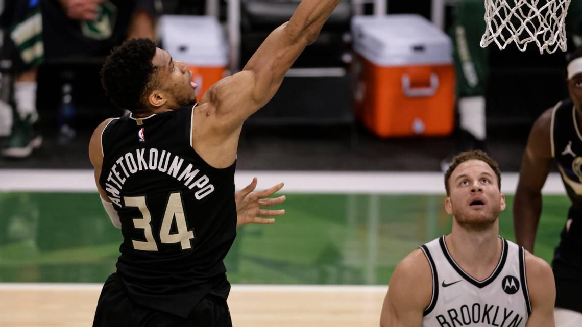 Bucks obligan un definitivo séptimo juego al vencer a los Nets