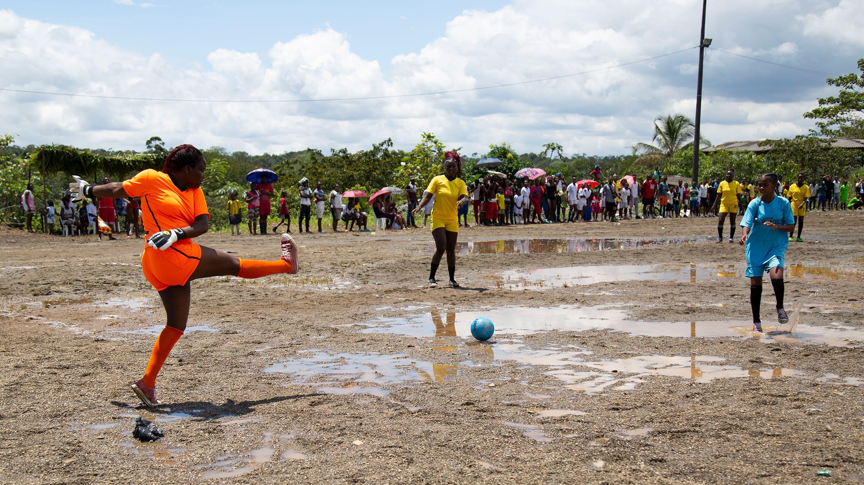 Fundación Olympic Refuge celebra lanzamiento de nuevo programa en Colombia